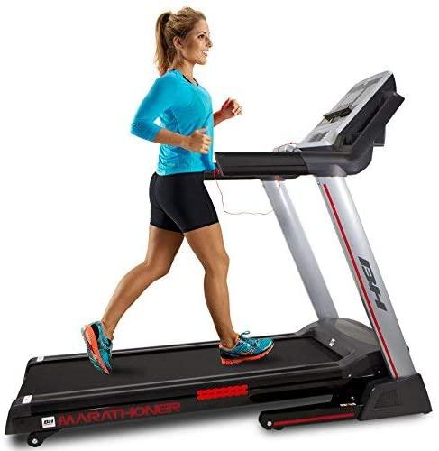 BH Fitness MARATHONER G6458RF - Tapis de course