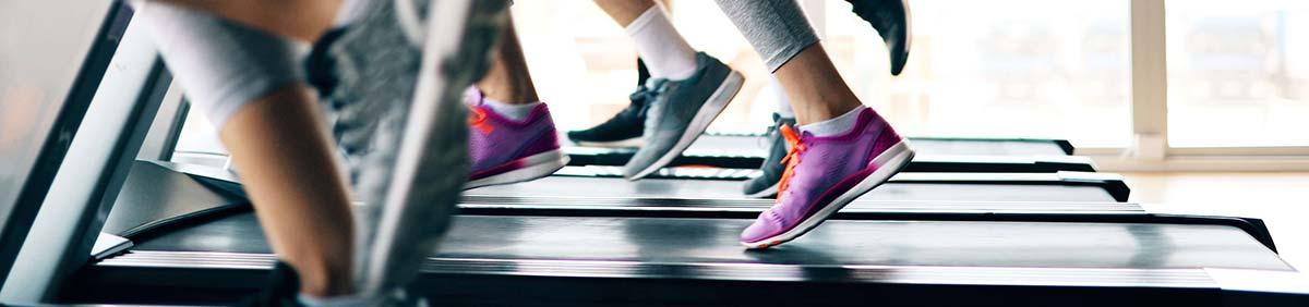 Courir sur un tapis de course Proform